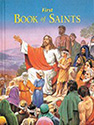 Book-First Book Of Saints