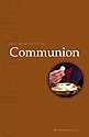 Book-Ministry Of Communion