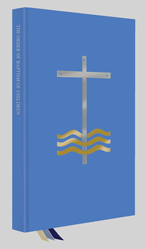 Book-Order of Baptism of Children, English