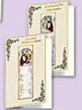 Cards-Communion, Girl, English