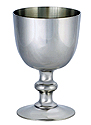 Chalice Only- 8 Ounce, Satin