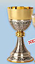Chalice Only-Brass, 2 Tone