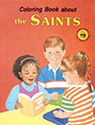 Colorbook-About The Saints