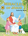 Colorbook-Miracles Of Jesus
