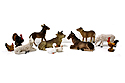Figure Only-Assorted Animals (12 Pcs), 5