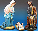 Figure Only-Holy Family, 36
