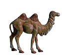 Figure Only-Standing Camel,  5