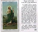 Holy Card-St Jude