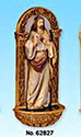 Holy Water Font-Sacred Heart