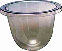 Holy Water Pot Liner-Clear