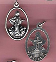 Medal-Lady Of Medjugorje