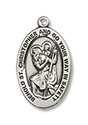 Medal-St Christopher