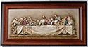 Plaque-Last Supper
